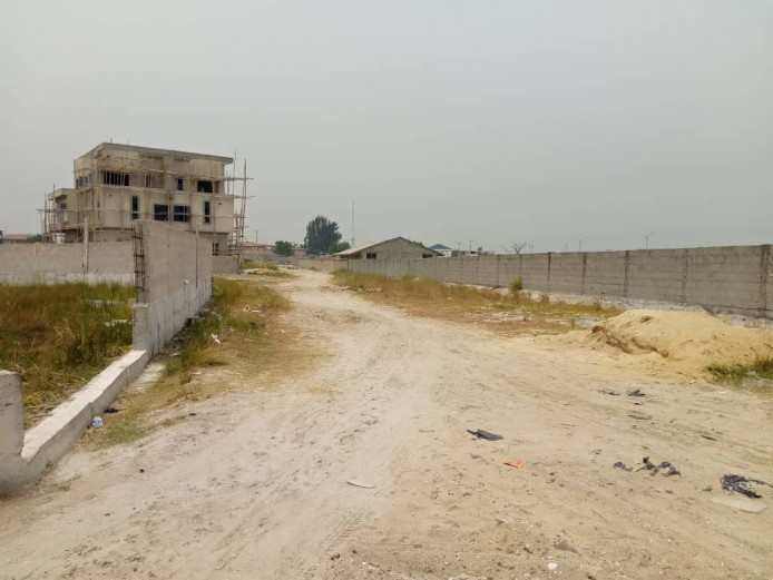 10,000 sqm available for JV at Freedom Way, Lekki.