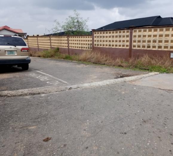 Joint Venture at Ojodu Berger  - 1 Acre in Adeoni Estate