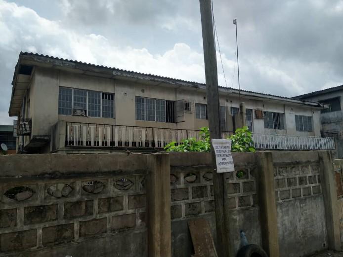 Joint Venture @ Akin Osiyemi Str. off Allen Avenue  Ikeja