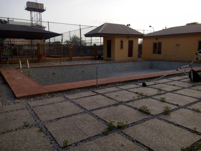 Joint Venture Renovation of Built Housing Estate at Ajah