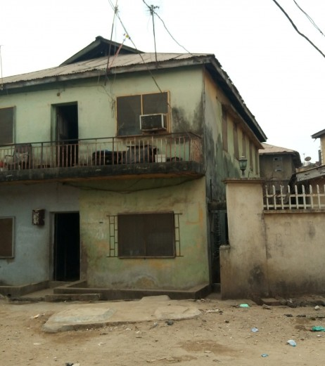 Property Available for JV in Fadeyi, Lagos.